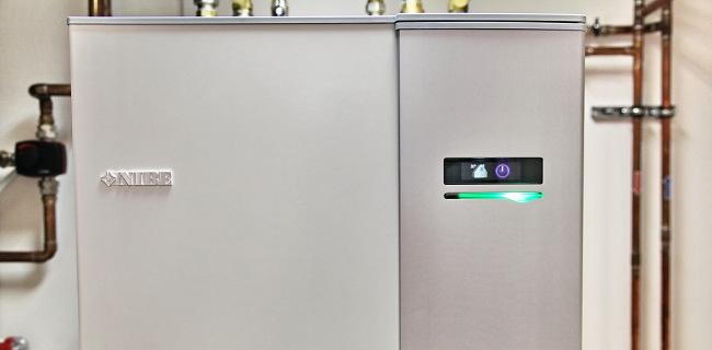Самый эффективный, тихий, компактный геотермальный тепловой насос установить