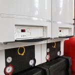 Топовый конденсационный котел Logamax plus GB162. Коэффициент использования 110%, мощность 100 кВт, модуляция мощности 19-100%, вес 70 кг установить