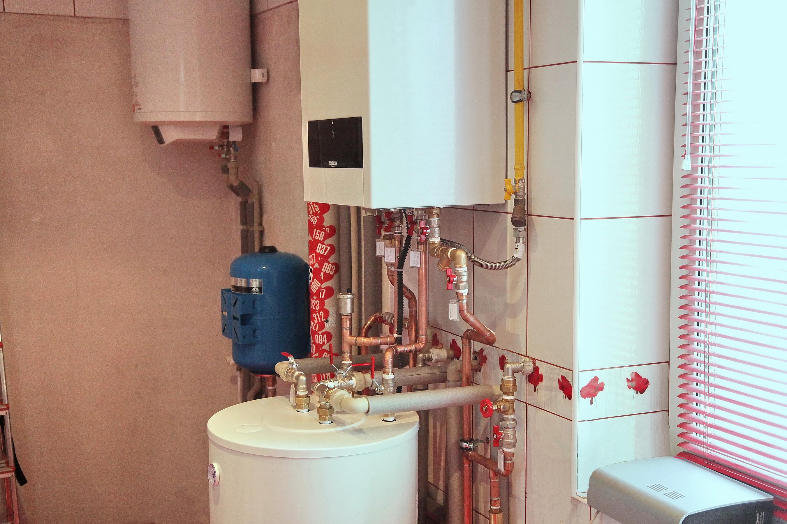 схема обвязки одноконтурных газовых котлов