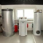 топление без газа Геотермальный тепловой насос Vaillant 17 кВт