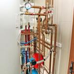 Автоматика системи гарячого водопостачання