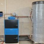 Модернизация: установка пиролизного твердотопливного котла