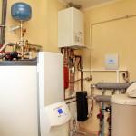 Модернизация: установка конденсационного котла и гелио систему для поддержки горячей воды