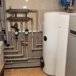 Установить геотермальный тепловой насос в киеве