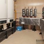 Комбинированная система отопления на конденсационных и твердотопливных котлах