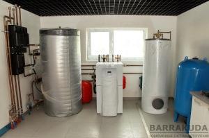 Система опалення на тепловому насосі