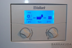Тепловой насос для отопления Киев