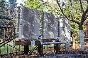 Современное отопление без газа Киев