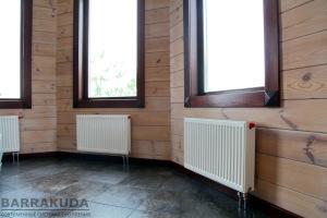 Монтаж радиаторного отопления Киев