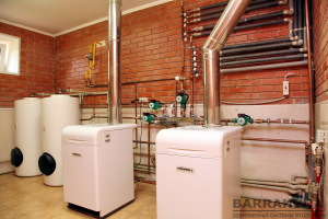 Модернизация системы отопления реконструкция Киев