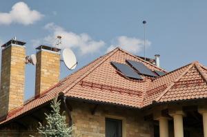 Установить солнечный коллектор Киев