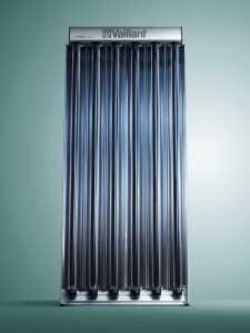 Трубчатый вакуумный коллектор auroTHERM exclusiv VTK 570/2 установить