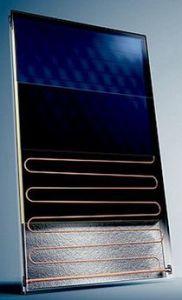 Солнечный коллектор Vaillant auroTHERM VFK 145 установить