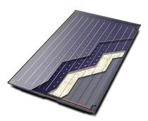 Солнечный коллектор Logasol SKN 4.0 установить