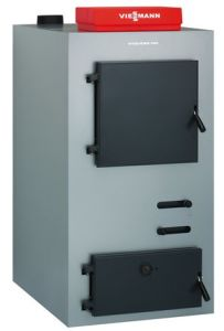 Пиролизный твердотопливный котел VIESSMANN Vitoligno 100 - S (Германия) купить